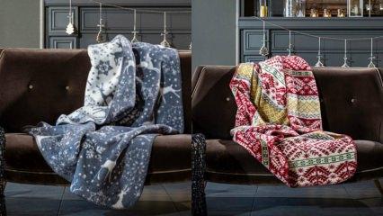 Battaniyeler kanepede nasıl kullanılır? Battaniye modelleri 2020