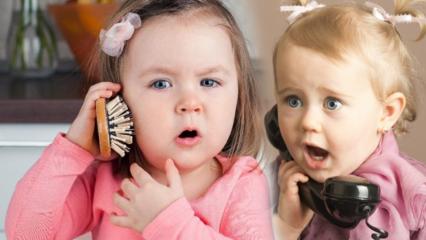 Bebekler ne zaman konuşur? Bebeklerin konuşması için ne yapılmalı? Aylara göre konuşma evreleri