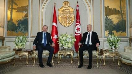 Cumhurbaşkanı Erdoğan'dan kritik Libya hamlesi