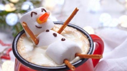 En kolay sıcak çikolata nasıl yapılır? Sıcak çikolata yapmanın püf noktaları