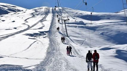 Hakkari Merga Bütan Kayak Merkezi nerede? Merga Bütan'a nasıl gidilir?