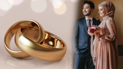 İslamiyete göre evliliğin önemi! Dinimize göre mutlu evlilik nasıl olur?