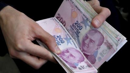 Kıdem tazminatı 6790 lira oldu