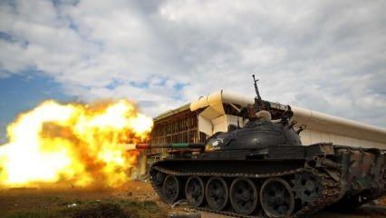 Libya'da dünya gündemini değiştirecek bomba gelişme: Askerler ordu değiştirdi