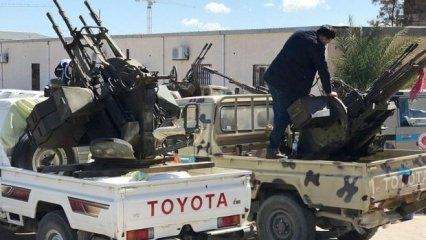 Son dakika: Libya'da şiddetli saldırı! Çok sayıda bölge el değiştirdi