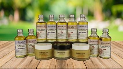 'Tinnaturel' tamamen doğal zeytinyağı kozmetik ürünleri nedir? Nasıl satın alınır?