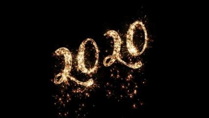 Yeni yıl mesajları ve sözleri! 2020'nin en güzel yılbaşı mesajları