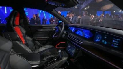 Yerli otomobil, dünyada ilk kez kullanılacak bir teknolojiğe sahip