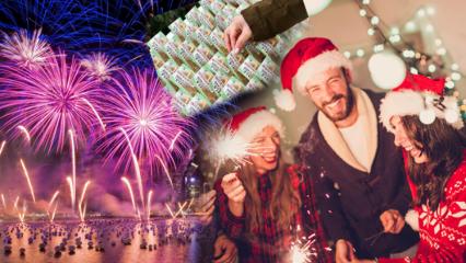 Yılbaşı kutlamak günah mı, Noel kutlaması nereden geliyor? Yılbaşı çekilişi haram mı?