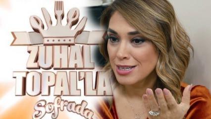 Zuhal Topal'la Sofrada'da sesler giderek yükseldi! Hararetli tartışma ortamı...