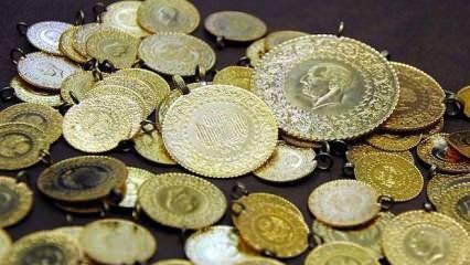 4 Ocak altın fiyatları fırladı! Gram altın ve çeyrek altın alış satış ne kadar?