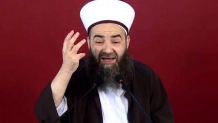 Cübbeli Ahmet, Kasım Süleymani'ye beddua etti