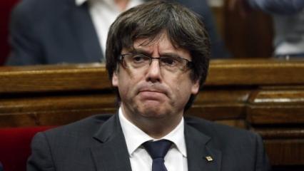 Mahkemeden 'Carles Puigdemont' kararı