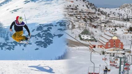 Saklıkent Kayak Merkezi'ne nasıl gidilir? Antalya'da gezilecek yerler