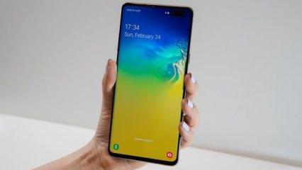 Samsung telefon kullananları korkutan mesaj