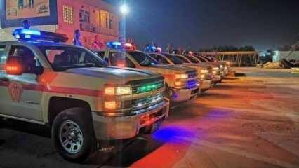 Süleymani'nin cenazesini taşıyacak araçlarda ABD detayı
