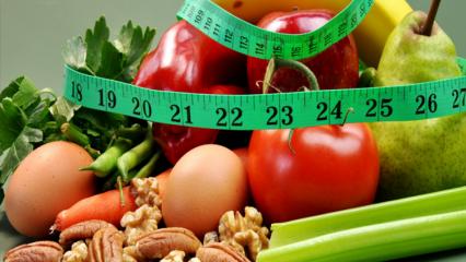 Kolay yağ yakan diyet hangisi? Hızlı kilo verdiren 5 günlük yağ yakıcı diyet listesi