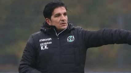 Stefan Kuntz'un yeni Türk yardımcısı belli oldu