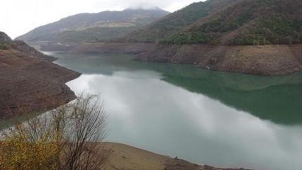 İstanbul'da son yağışlar barajları yüzde 10 doldurdu