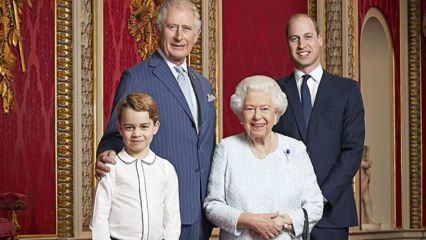 Kraliçe Elizabeth'in torunu Prens George'nin giydiği pantolon yok sattı