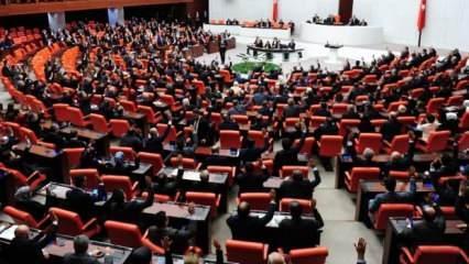 CHP'li Öztrak'tan TBMM'ye oturum çağrısı