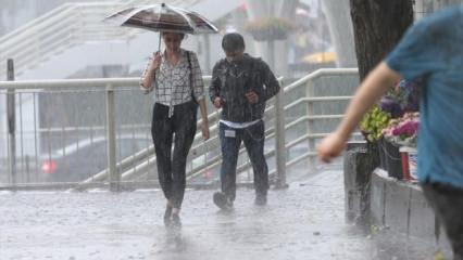 Meteoroloji'den dikkat çeken uyarısı: Geri döndü