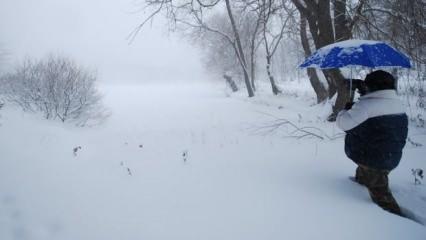Meteorolojiden son dakika yoğun kar uyarısı
