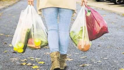 Plastik poşetler evde nereye konmalı? Market ve mağaza poşetleri nasıl saklanır?