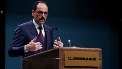 Türkiye'den ilk açıklama: Diplomasinin neticesi