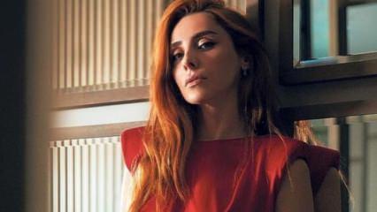 Ünlü oyuncu Nur Fettahoğlu makyajsız haliyle yakalandı!