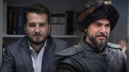 Diriliş Ertuğrul   Kuruluş Osman yapımcısı Netflix'i sözleriyle ağır topa tuttu!
