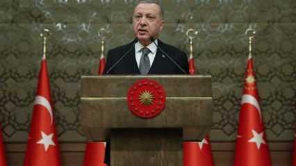 Erdoğan'dan Libya açıklaması! AB'ye çağrı yapıp resti çekti...
