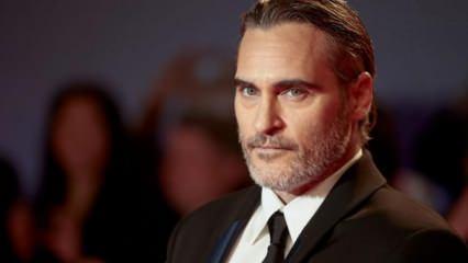 Joker'in yıldızı Joaquin Phoenix'e gözaltına alındı!