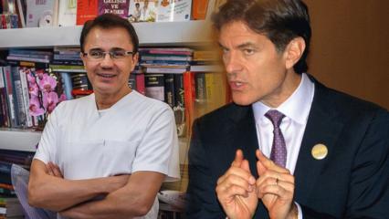 Kahvaltı tartışması büyüyor! Ender Saraç'tan Dr. Mehmet Öz'e yanıt gecikmedi