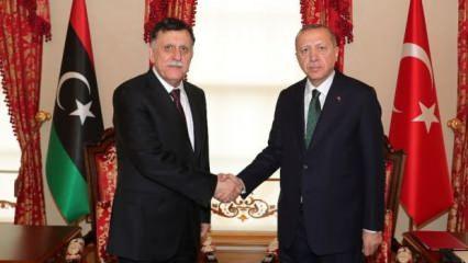 Libya Başbakanı yeniden İstanbul'a geldi