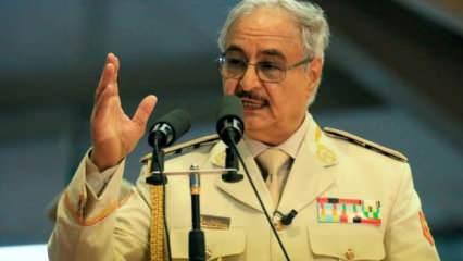 Libya'da meşru hükümetten Hafter'e 'ateşkes ihlali' suçlaması