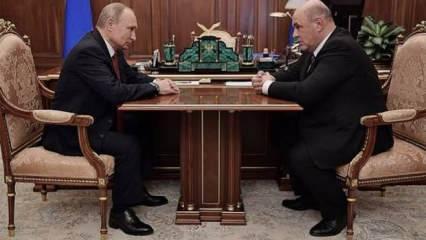 Rusya'nın yeni başbakan adayı belli oldu: Mihail Mişustin