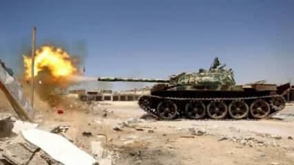 Son dakika: BAE tankları ulaştı, gerilim tırmanıyor! Rusya'dan yeni açıklama