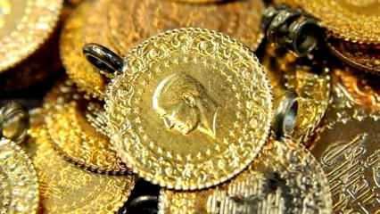 21 Ocak altın fiyatları hareketlendi! Kapalıçarşı çeyrek ve gram altın alış satış ne kadar?