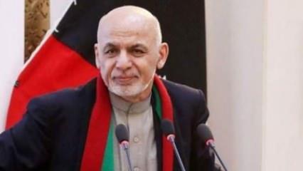 Afganistan Cumhurbaşkanı'ndan Davos'ta Taliban'a çağrı