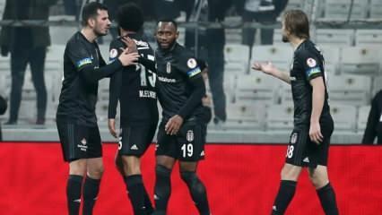 Beşiktaş'ta Caner ile Elneny tartıştı!