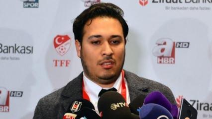 Beşiktaş'ta yönetiminde sürpriz ayrılık!
