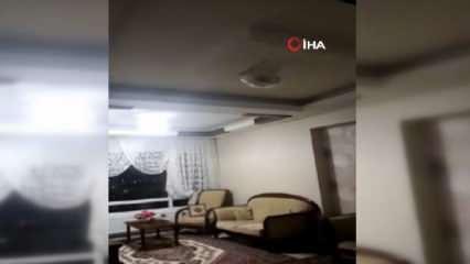Deprem Kayseri'de hissedildi! Vatandaş kendini sokağa attı!