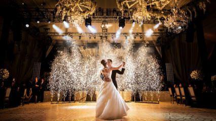 Düğün hazırlığı ve bütçesi nasıl hesaplanır? 2020 evlilik masrafları