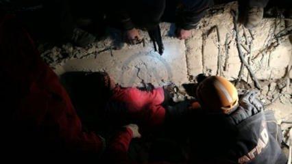 Elazığ'da korku yaratan 6.8'lik depremin yeraltındaki sesi ortaya çıktı