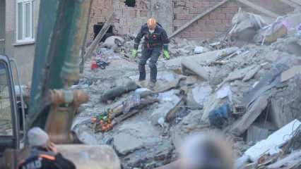 Fuat Oktay'dan Elazığ depremi açıklaması