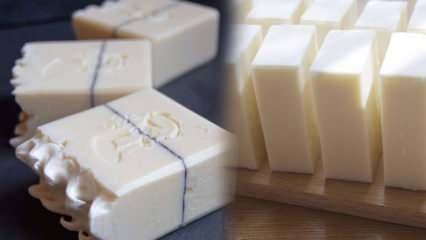 Kastilya sabunu nedir? Kastilya sabunu nasıl kullanılır? Kastilya sabunu faydaları
