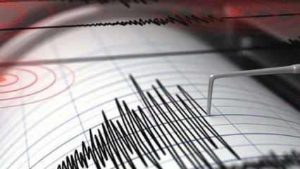 Manisa'da korkutan bir deprem daha!
