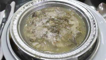 Maraş usulü paça çorbası nasıl yapılır?