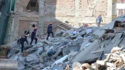 Son dakika: AFAD depremdeki son bilançoyu açıkladı! Sayı gittikçe artıyor